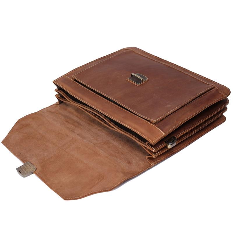 ROCKCOW Veshmbathje prej rrobash të bëra me dorë Virtual çanta - Çanta biznesi - Foto 3