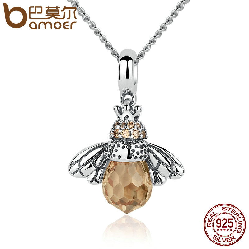 Aliexpress Com Buy Bamoer 925 Sterling Silver Lovely