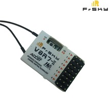 Feiying FrSky V8R7 II 2.4G ACCST 7 Channel Receiver High Voltage Version