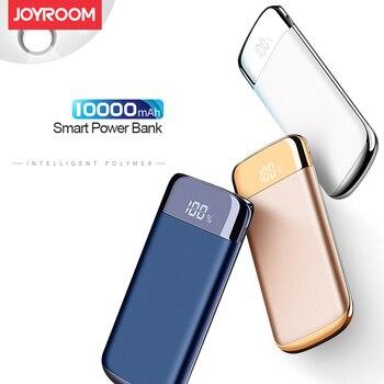 2018 Venta caliente banco Universal de la energía 10000 mAh Dual USB LCD Powerbank cargador de batería externa para teléfonos móviles tabletas Poverbank