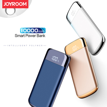 2018 gran venta banco de Energía Universal 10000 mAh Dual USB LCD cargador de batería externo para teléfonos móviles Tablets Poverbank