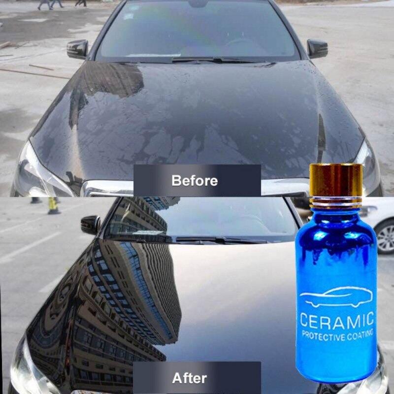 Liquid Glass Anti-scratch Car-styling 9H Car Super Hydrophobic Glass Coating Car Liquid Ceramic Coat Motocycle Auto Paint