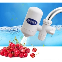 Mini Water Purification Hight Quality Kitchen Faucets Filter Tap Water Filter Household Water Purifier Washable Ceramic