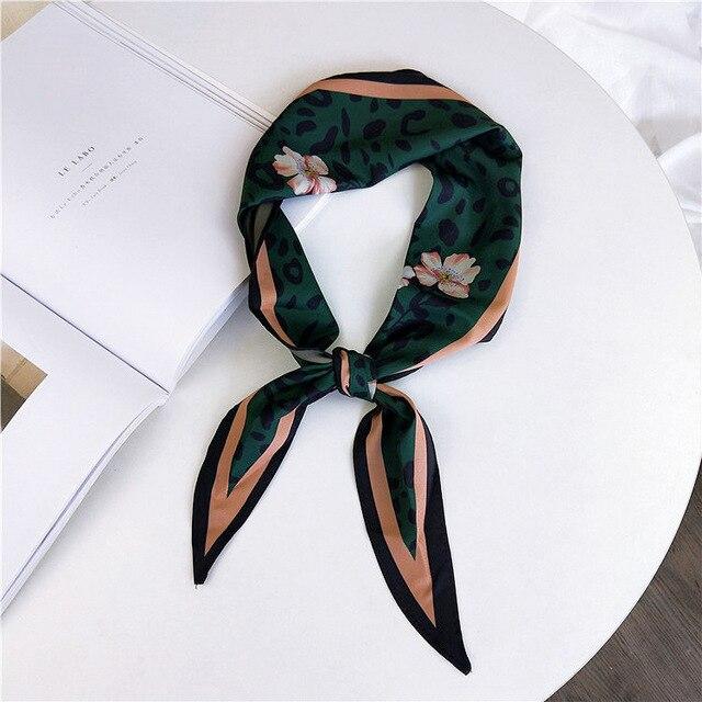 Artifical Silk Scarf Small...
