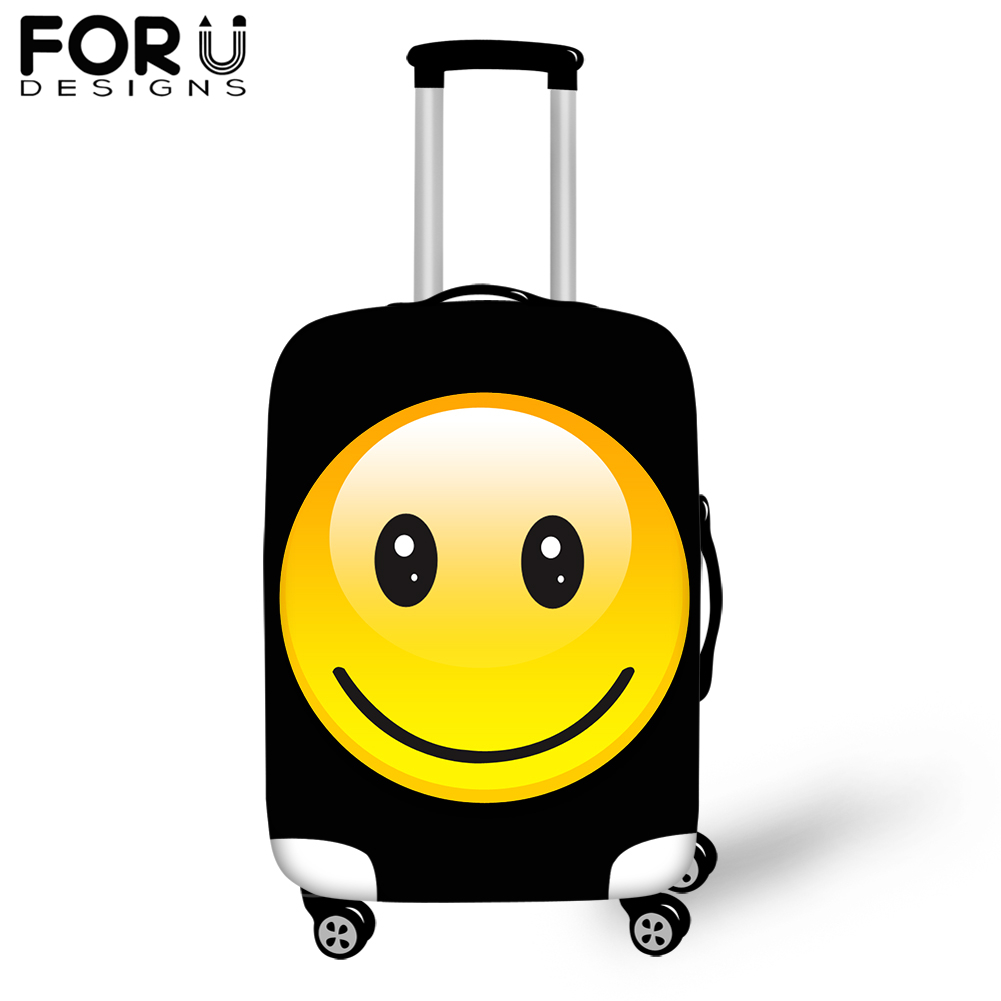 Luggage Cover Super Cat Funny Cloak Cute Cats Protective Travel Trunk Case Elastic Luggage Suitcase Protector Cover
