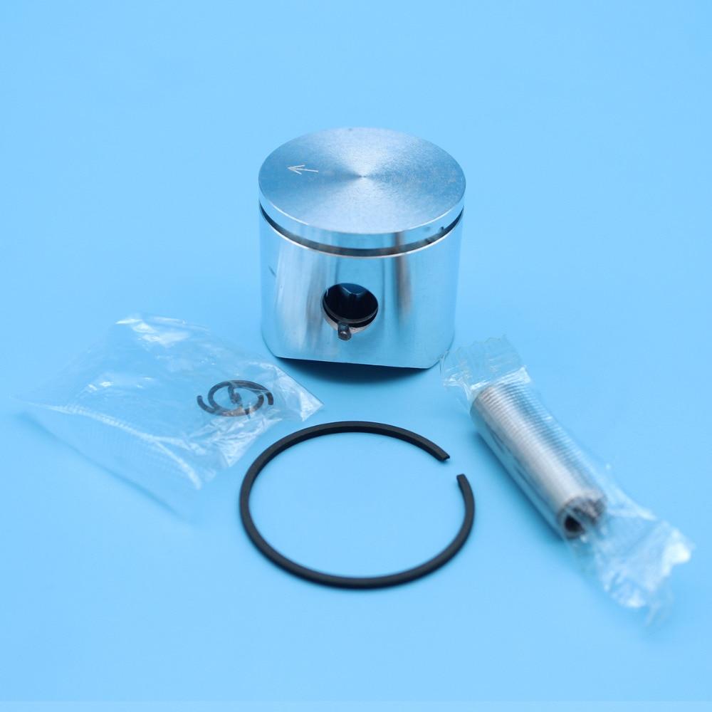 38mm Piston Ring Pin Circlip Kit For Husqvarna 41 36 136 136LE 137 137E 141 142 JONSERED 2036 Turbo Chainsaw Engine Repair Parts