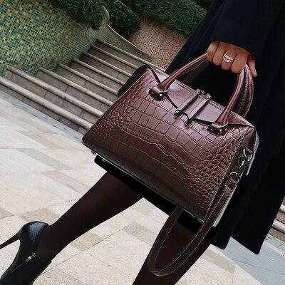 Hot brand ใหม่แฟชั่นผู้หญิง tote กระเป๋าหมอนกระเป๋าคุณภาพสูง PU กระเป๋าถือไหล่ messenger Crossbody กระเป๋า vintage-ใน กระเป๋าสะพายไหล่ จาก สัมภาระและกระเป๋า บน AliExpress - 11.11_สิบเอ็ด สิบเอ็ดวันคนโสด 1