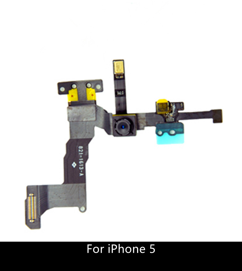 iphone 5 front camera original front with sensor flex cable for iphone 5 14518