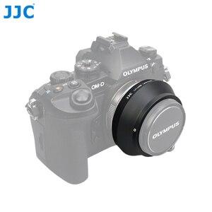 Image 2 - JJC pare soleil en métal 46mm pour OLYMPUS M. ZUIKO DIGITAL 17mm F1.8 remplace LH 48B