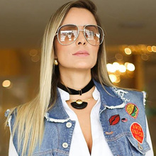 SOLO TU New Brand Designer Fashion Sun Glasses Luxury Street Snap Women Men Lovers Summer Holiday Sunglasses lunettes de soleil