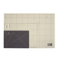Double Side A3 Cutting Mat Self Healing Craft Cutting Pad Cushion Plate Tool 45x30cm Sewing Cutting