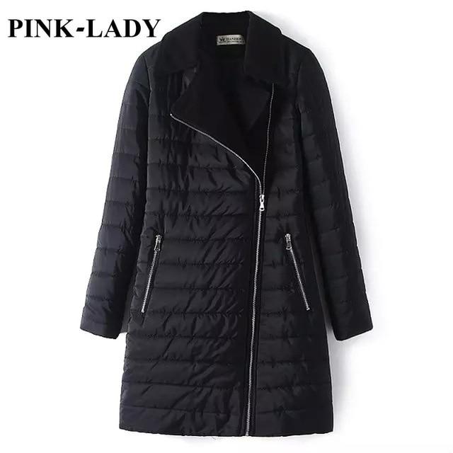 Женщины Куртка Толщиной Теплый Хлопок Проложенный Черный Среднего Долгая Зима Ватные Пальто Куртки Снег Одежда Женская Повседневная Верхняя Одежда 1014