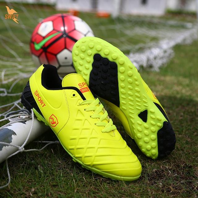 302dce8f45 EUR 38-44 Sapatos Relvado De Futebol Profissional Das Mulheres Dos Homens  Botas De Futebol