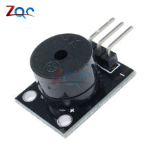 New KY-012 For Arduino AVR PIC Smart Car9012 Transistor Active Buzzer Alarm Module Sensor Beep(China)