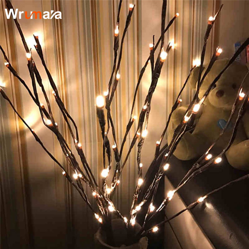 Lighting Warehouse Branches: Aliexpress.com : Buy Wrumava Led Lighted Twig Branches 40