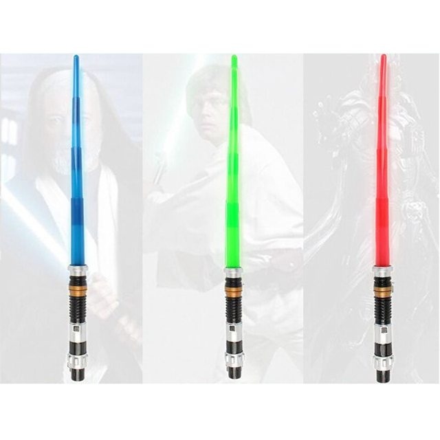 Star Wars Lightsaber (3 colors)