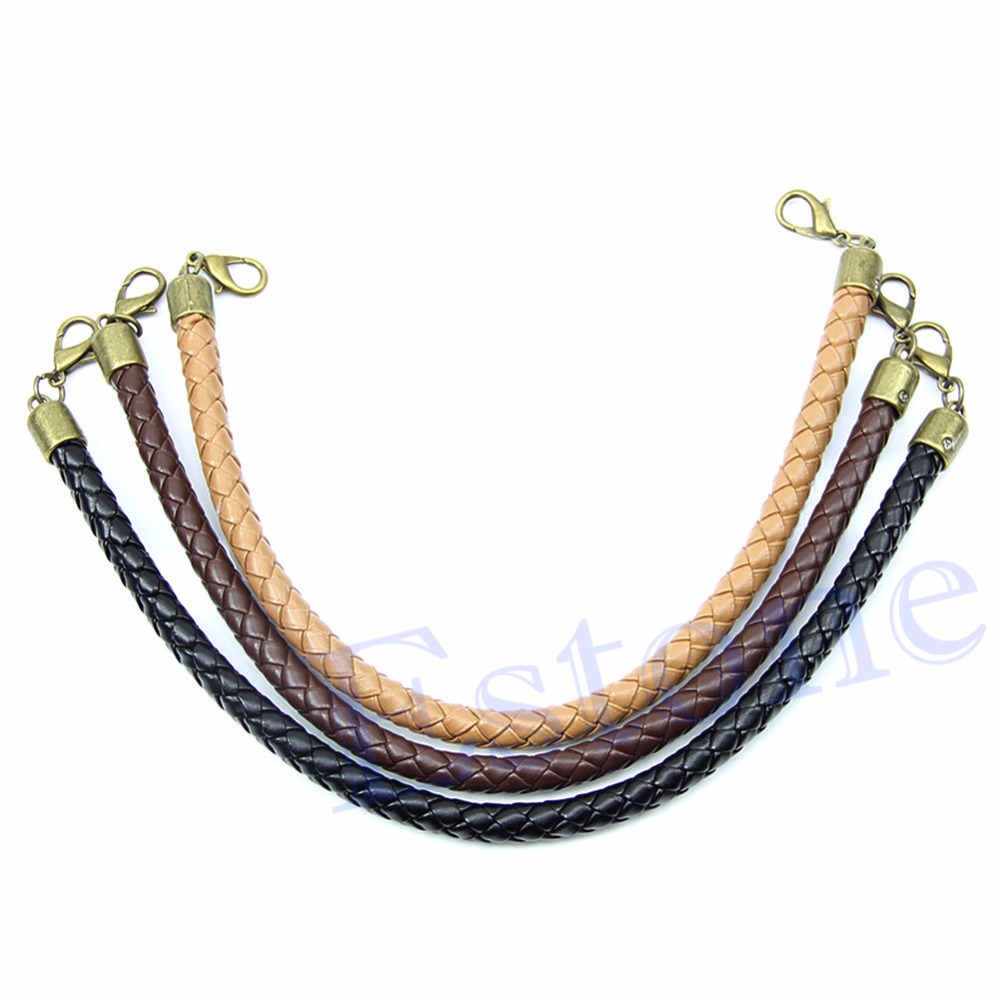 THINKTHENDO New Design Shoulder Bags Belt Handle DIY Replacement Handbag Strap