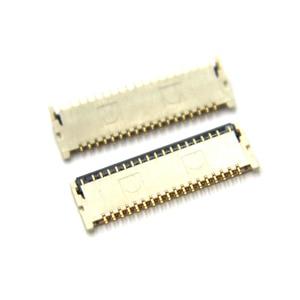 Image 2 - 10 sztuk/partia wyświetlacz LCD FPC łącznik do Samsunga Galaxy Tab A 10.1 SM T580 T580 T585 T587 35pin 35 pin
