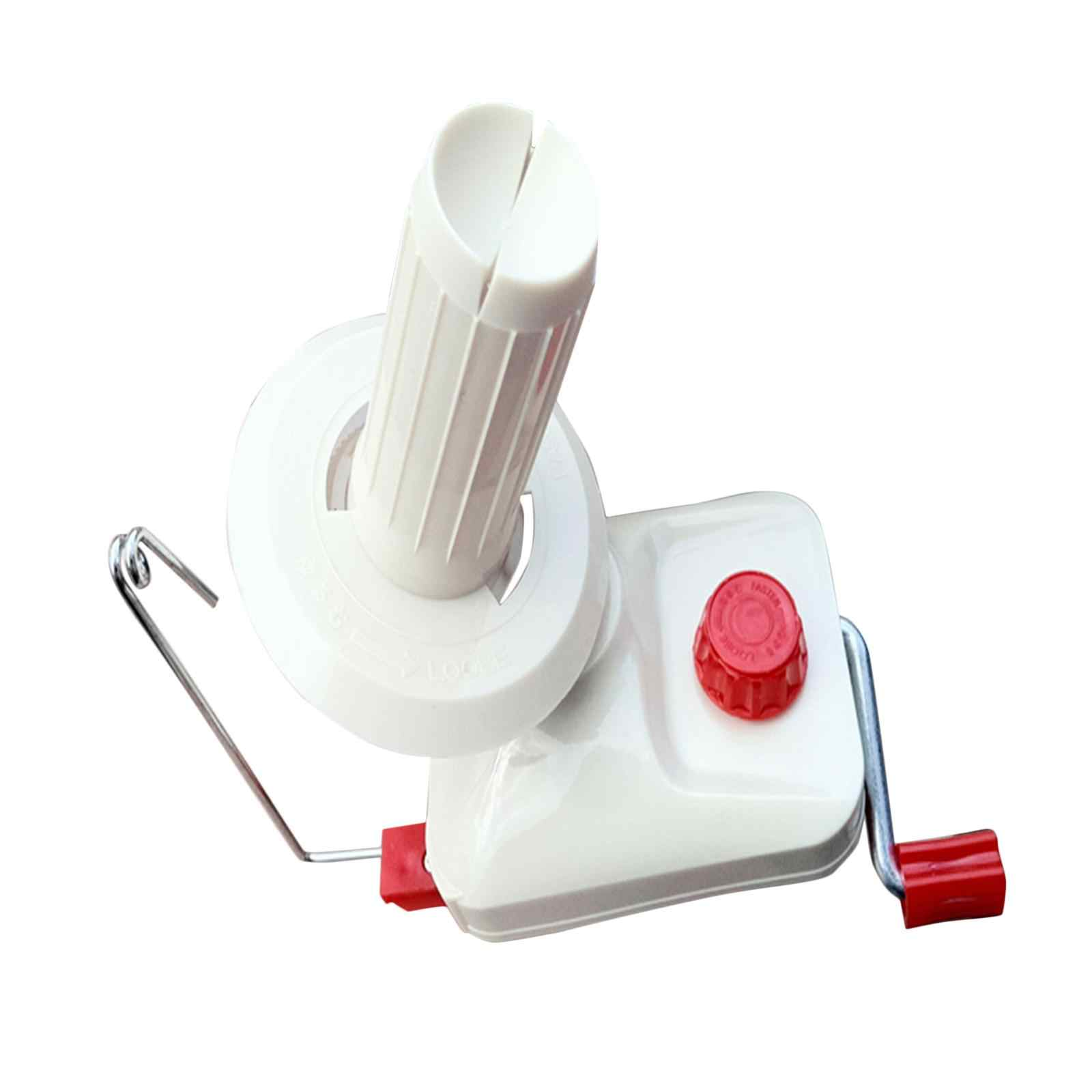 Мягких нитей для пряжи струна из волокна шаровая шерсть намотка-держатель для бытовой ручной работы кабель игла шерсть обмоточная машина в коробке Новый