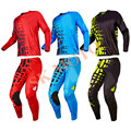 New 2017 GRAV 360 Motocross Gear Jersey & Pant Combo Men's Motocross MX ATV Dirt Bike Racing Sets