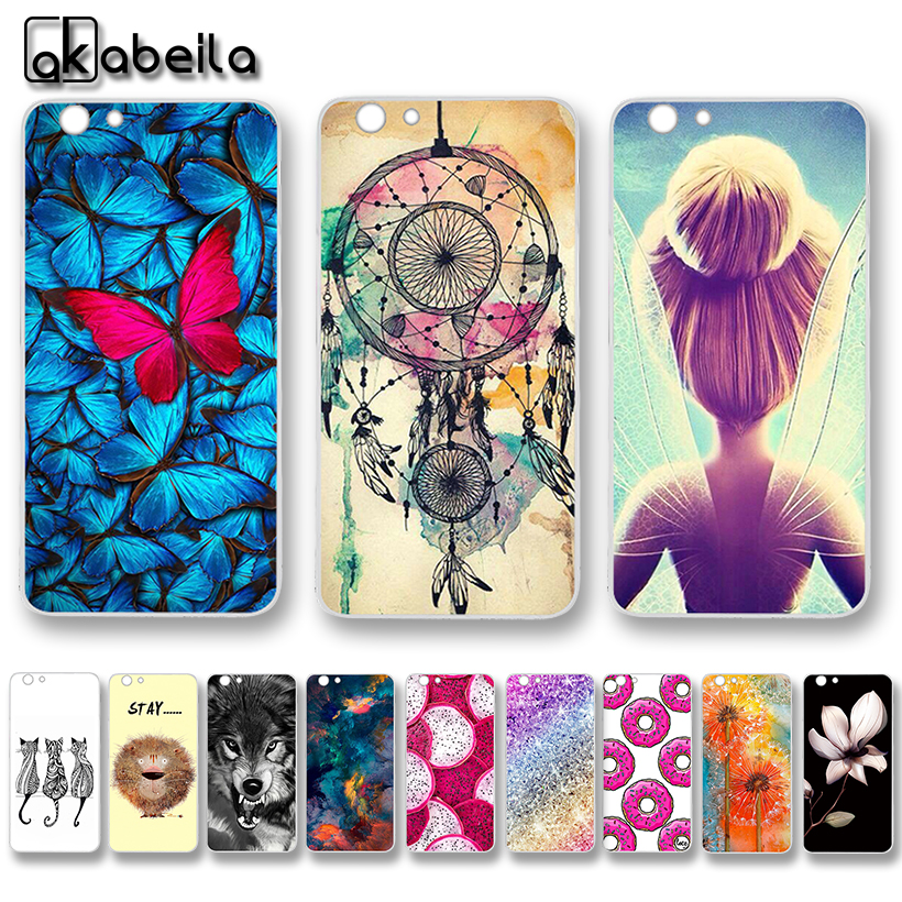 AKABEILA Hard Plastic Phone Cases For OPPO A59 F1S A59M Find 9 5.5 inch Covers Nutella Flamingo Tetris Bags Shell Skin Housing