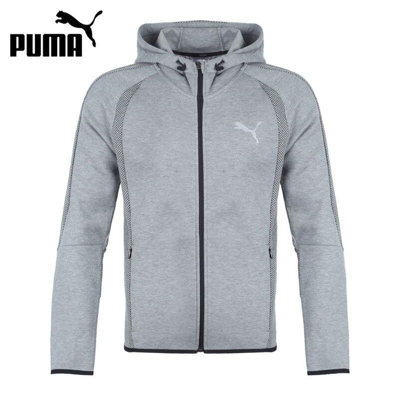 410471d3c Original New Arrival PUMA Evostripe Ultimate FZ Hoo Men's jacket ...