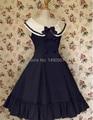 Japanese School Uniform Sleeveless Anime Girl Sailor Lolita Dress Cosplay Costume S-XL Custom-made Black/Navy/Khaki/Beige