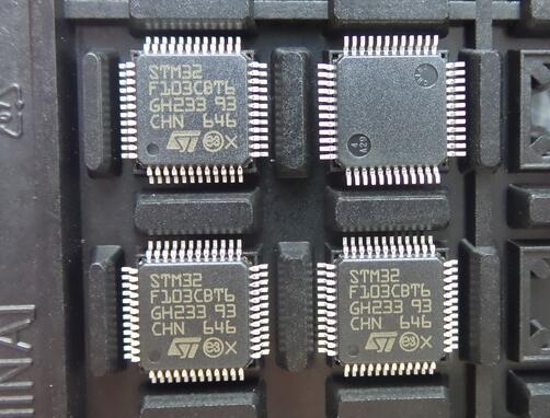 20pcs lot 100 Original STM32F103 STM32F103CBT6 LQFP48
