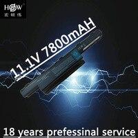 HSW Battery for Laptop for Acer Aspire 5336 5342 5349 5551 5560G 5733 5733Z 5741 5742G 5742Z 5742ZG 5749 5750 5750G 5755 5755G