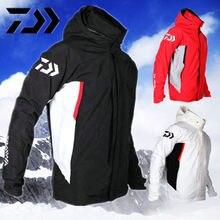 2017 новый Daiwa рыболовная куртка куртка пальто брюки два-кусок костюм водонепроницаемый согреться ДАВА и осень Winterr DAIWAS Бесплатная доставка