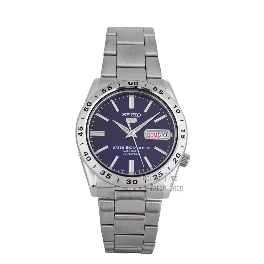 seiko watch men 5 automatic watch to Luxury Brand Waterproof Sport men watch set mens watches waterproof watch relogio masculino
