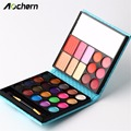 Aochern 2017 portable Makeup Eyeshadow Palette 32 colors Eye Shadow Make Up Shadows Cosmetics For Women