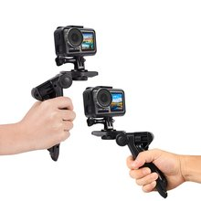 Handheld Tripod Camera For Osmo Action Mounting Stand Underwater Sports Accessories Portable