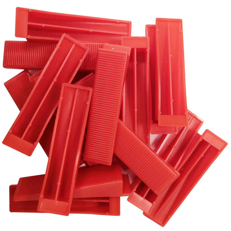 200 pcs wiggen + 500 pcs 2.0mm clips + een tang Tegel leveling systeem Gereedschap Vloer Leveler Spacers Constraction tool Onderdelen-in Gereedschap van Huis & Tuin op  Groep 3