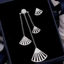 цены Ruifan Europe Sector Irregular Earrings for Women Hight Quality 2019 Korean Cubic Zircon Large Pendants Dangler Earring YEA323