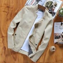 MYAZHOU лето и осень Для мужчин куртка воротник ветровка Для мужчин Три цвета Бейсбол куртка Повседневное высокое качество