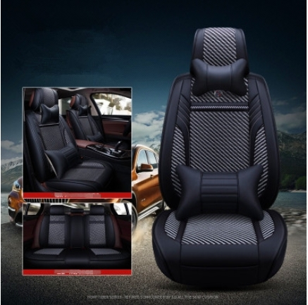 Full Set Car Seat Covers For Hyundai Sonata 2018 2017 Breathable Durable Free Shipping In Automobiles From