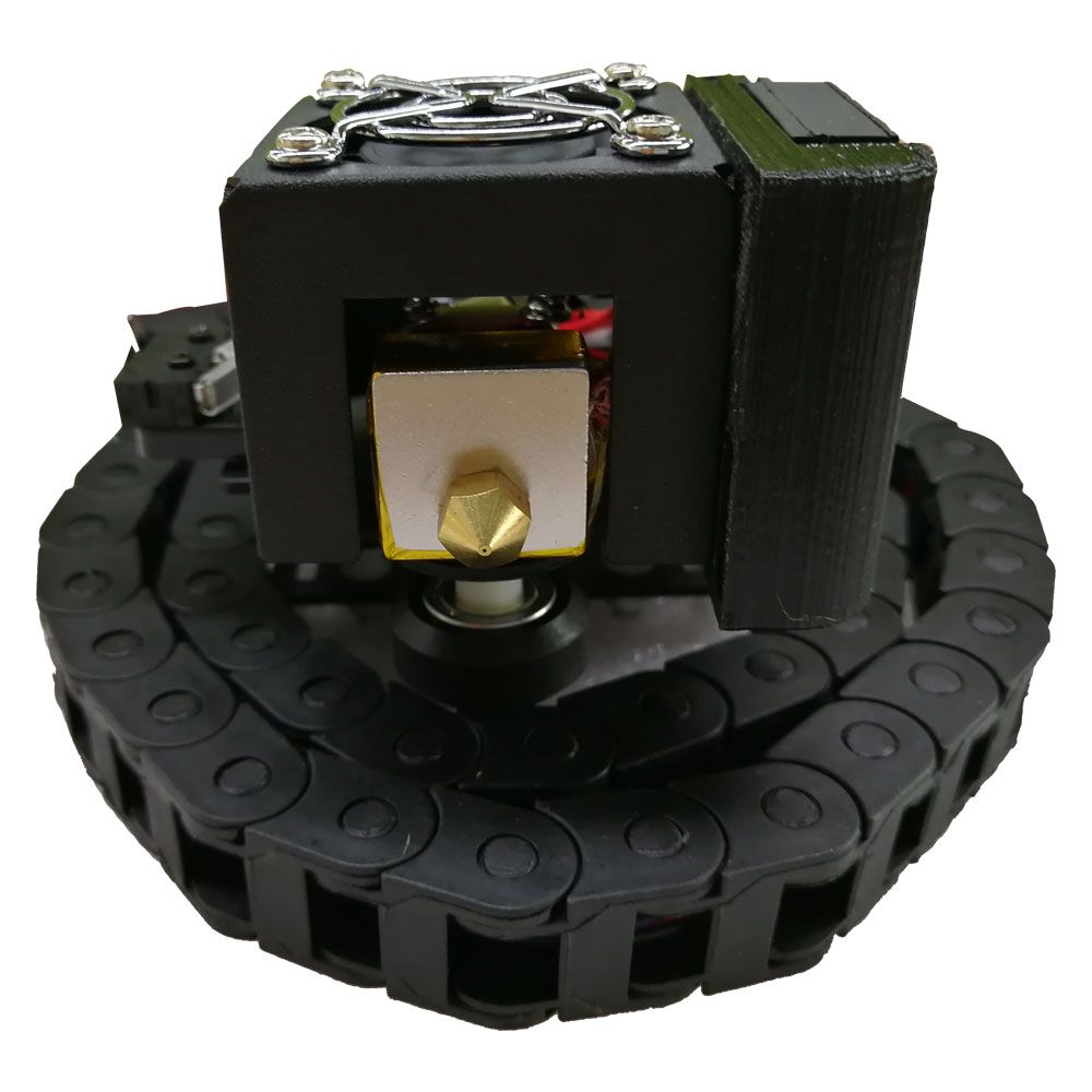Tronxy X5S Extrudeuse avec remorque 3D imprimante complète Extrudeuse pour DIY kit livraison gratuite - 2