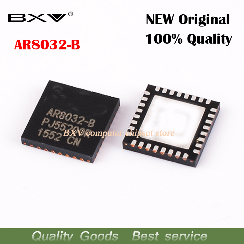 10pcs AR8032-BL1A AR8032 8032-BL1A  QFN-32 New Original  Free Shipping