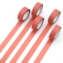 Masking-Tape Watermelon Scrapbooking Washi Decorative Tape-Pattern Office-Adhesive-Tape