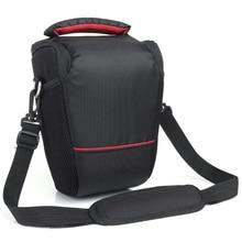 DSLR Камера сумка для sony A7 A7R A7S II III A7II A7III A99 A58 A9 A65 A57 A6000 A6500 sony alpha Canon Камера фото Les сумка