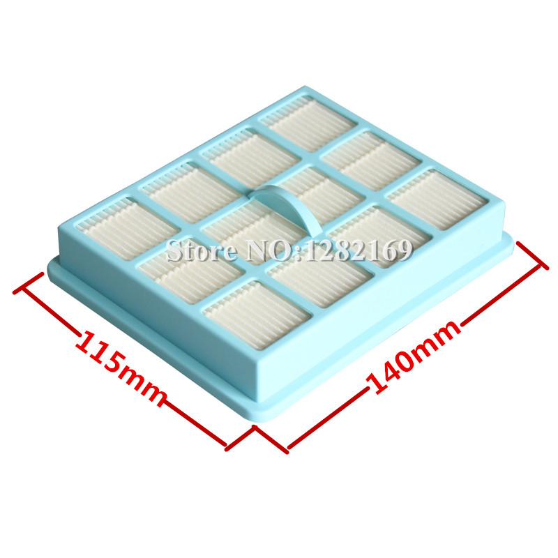Vacuum Cleaner HEPA Filter Replacement for Philips FC8652 FC8653 FC8654 FC8656 FC8585 FC8588 FC8592 FC8593 FC8651 пылесос philips fc8588 01 fc8588 01