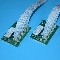 100% Compatível Uso Permanente 7800 9800 Auto Reset Chip Decodificador cartão Para Impressora Epson Stylus PRO SP 7800 9800 chips de impressora decodificador