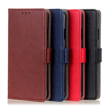 Hasp Pull Up Leather Wallet PU Phone Case For Google Pixel XL 2 3 4