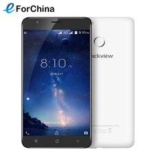 Blackview E7S Мобильный Android 6.0 ROM 16 ГБ Телефон MTK6580 Quad core 1.3 ГГц 5.5 дюймов HD IPS Экран 2 ГБ RAM 8MP Dual SIM смартфон