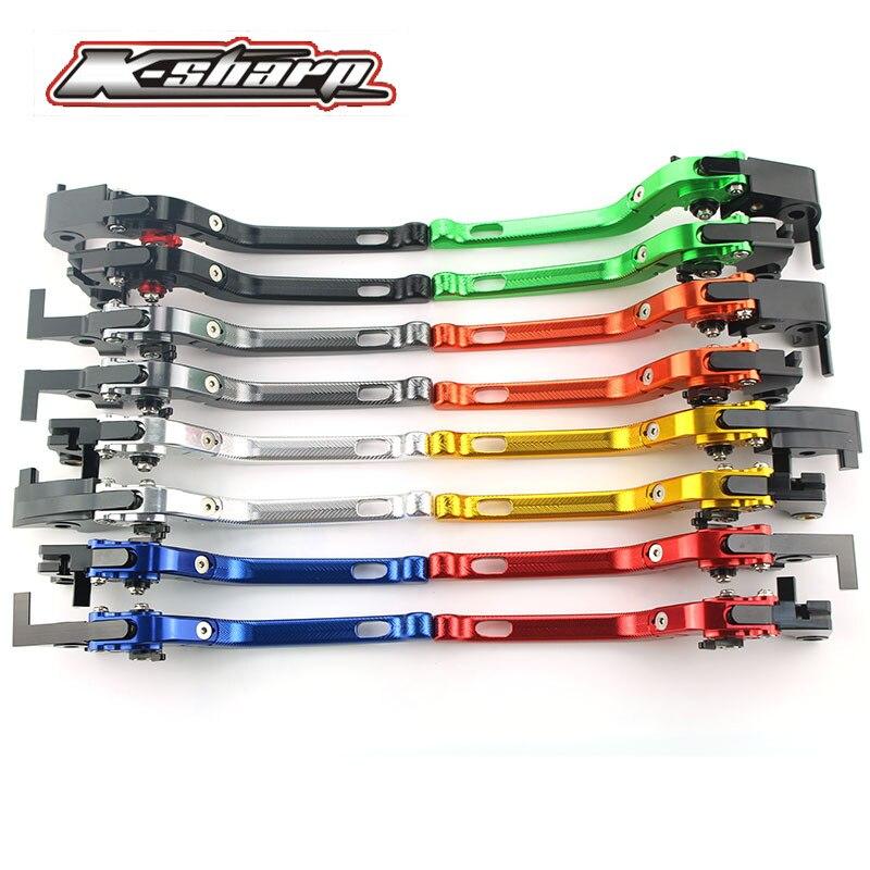 8 Color 3D CNC aluminum Motorbike Brakes Clutch Levers for HYOSUNG GT250R 2006-2010 GT650R  2006-2009 fx cnc aluminum adjustable motorcycles knife blade brake clutch levers for hyosung gt250r 2006 2010 2009 08 gt650r 2006 2009