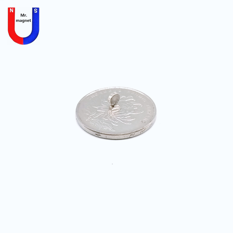 1000pcs 4x1 5mm Neodymium Magnet N35 Small Round Mini Super Strong Super Powerful Magnetic Magnets Disc For Craft 4 1 5 in Magnetic Materials from Home Improvement