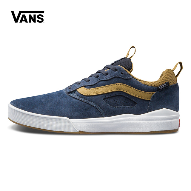 447992a5bdd Original New Arrival Vans Men s Ultrarange Pro Low-top Skateboarding Shoes  Sneakers Sport Outdoor Canvas VN0A3DOSLUY QNP