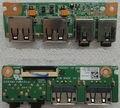 Оригинал Для ASUS K43SV K53SV K53SD USB Звуковой Платы K53SV IO СОВЕТ тест хорошо бесплатная доставка