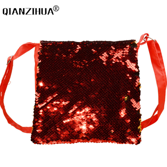 Fashion Change Colors Small Women Leather Bag 2